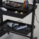 L200 mobile Make-Up Station Schublade