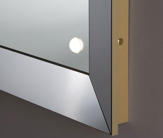 Spiegelrahmen der Linea Unica