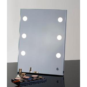 Schminkspiegel zum Aufstellen auf den Tisch mit patentierter ILight LED Beleuchtung