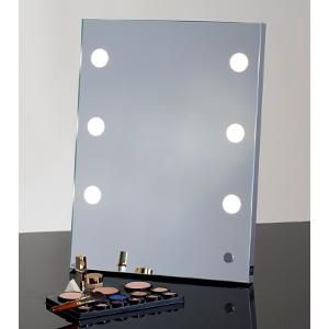 Tischspiegel mit Tageslicht LED