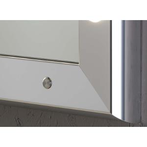 Ein-aus Schalter und Dimmer der Spiegel MDE Unica von Cantoni