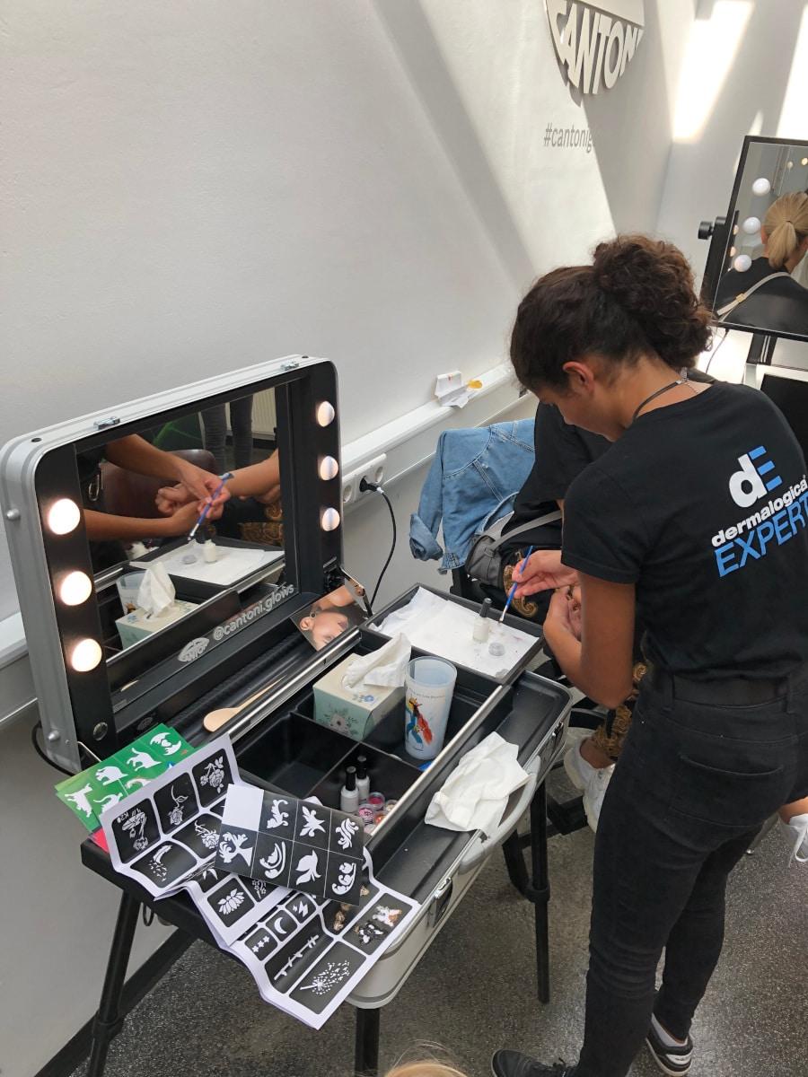 Makeup Case New Evo Cantoni