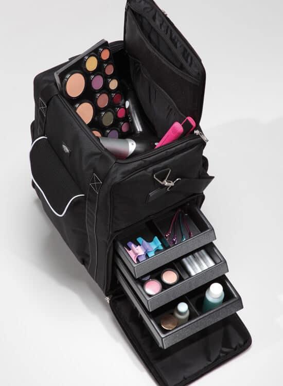 Trolley für Styling Artikel und Makeup