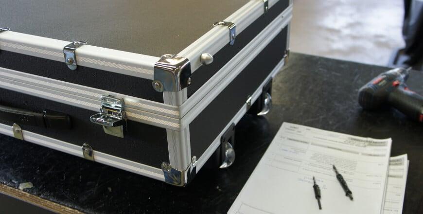 Sicherheit und Zertifikate von Cantoni