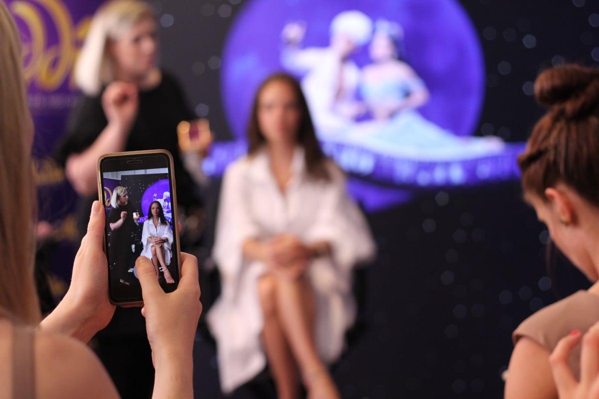 Stage Entertainment und Mac Cosmetics Make Up Workshop