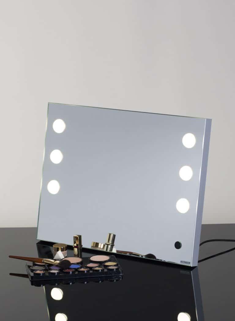 horizontaler Make-Up Spiegel von Cantoni